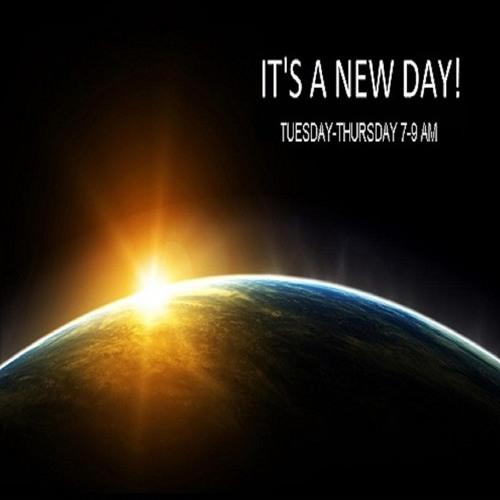 NEW DAY 9 - 12 - 18 6.30 AM - -HOPE 9 - 5- - TIM LIEBIG - -SCOTT AND SUSAN NEWCOMER