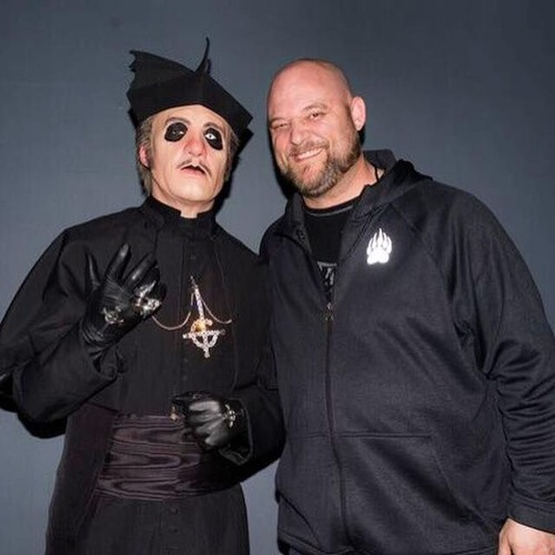 Andy Hall interviews Tobias Forge