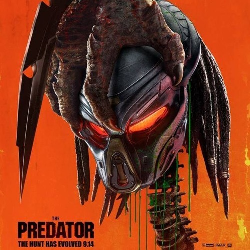 'The Predator' - Watch Your Back!