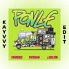Rvssian Ft. Farruko & J Balvin - Ponle  [KAYVVY EDIT]