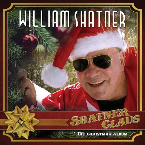 "William Shatner ""Silent Night"" Feat. Iggy Pop"