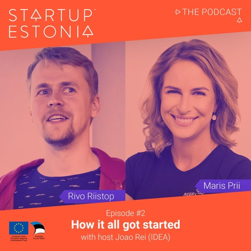 Startup in Estonia: #2 How it all got started