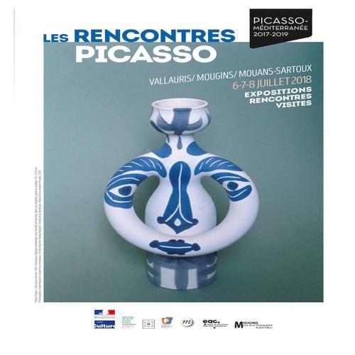 Les Rencontres Picasso : Part I