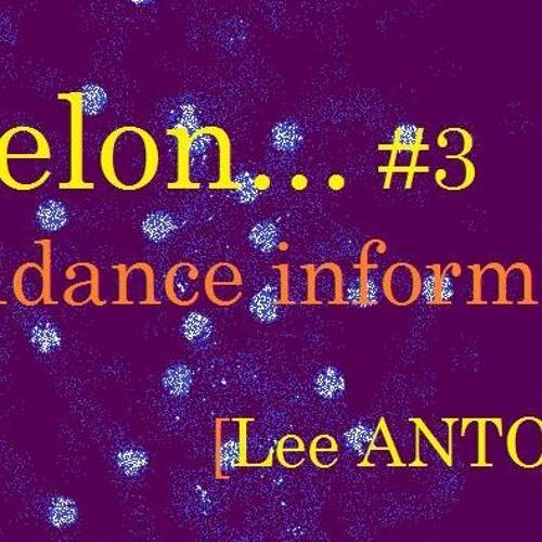 """La pair aidance selon... #3 Lee Antoine """"Les prémices d'une pair aidance informelle"""
