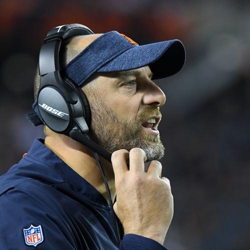 The Athletic Bears Podcast - Can Matt Nagy get win No. 1 vs. the Seahawks?