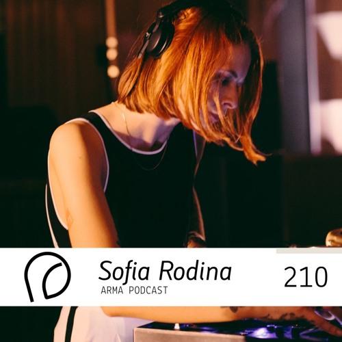 ARMA PODCAST 210: Sofia Rodina @ A Pluton