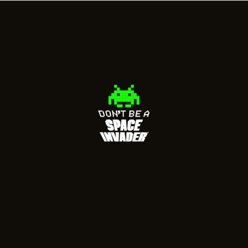 Space Invader 'Tailgating' campaign