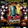 """Highway to Symphony! AC/DC orchestra show с симфоническим оркестром """"Русская Филармония"""" 25.11.18"""
