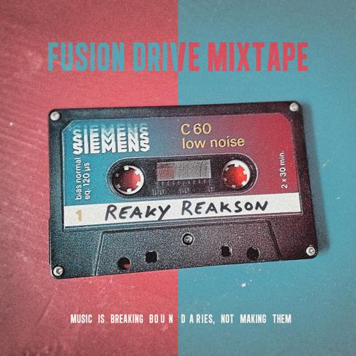 Reaky Reakson - Fusion Drive Mixtape