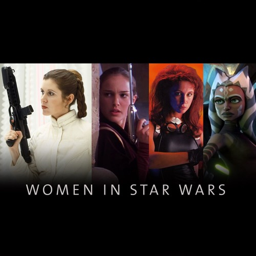 8| Women in Star Wars: Why we love these heroines from the OT, PT, and cartoons.