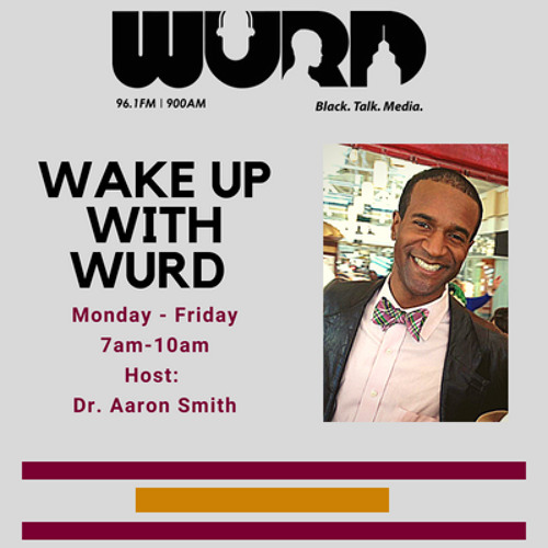 Wake Up With WURD 9.10.18 - Justin Ennis