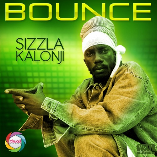 "Sizzla Kalonji ""Bounce"" [Diwali Records]"