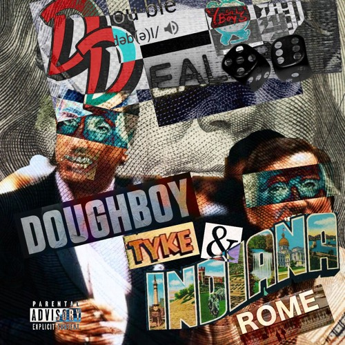 Indiana Rome & Doughboy Tyke - Bounce Back (prod. by Indiana Rome)