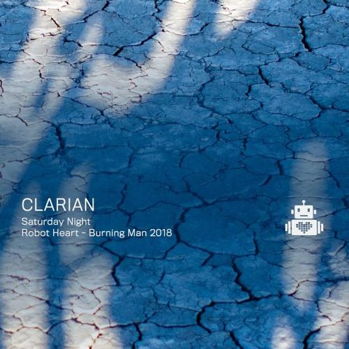Clarian (Live Band) - Robot Heart - Burning Man 2018