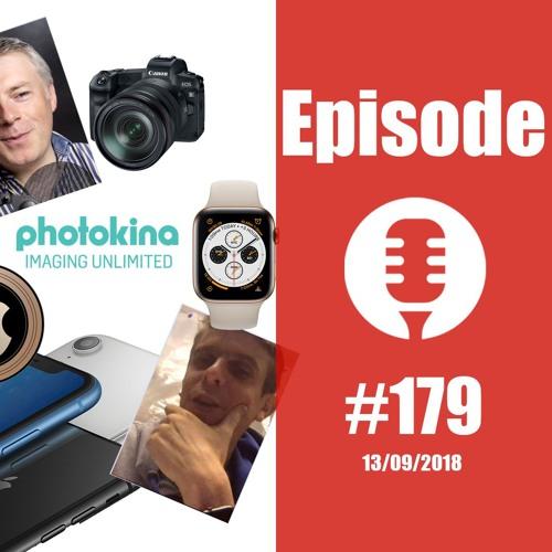 #179: D'Apple au trépied en passant par du jeu, de la photo et un peu d'écologie