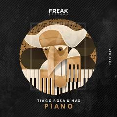 [FRKD047] Tiago Rosa & Hax - Piano (Original Mix)