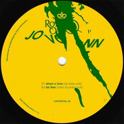 PREMIERE : Jovonn - Show U Love (DJ Deep Edit)