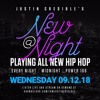 """Justin Credible's """"New At Night"""" 9.12.18 [LISTEN]"""