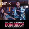Bom diggy diggy | remix | Zack knight - Jasmin walia (sp music)| bum digy