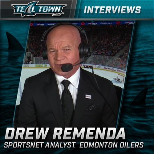 Interview: Drew Remenda - Edmonton Oilers Sportsnet Analyst