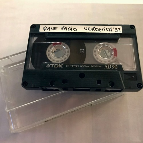 Rave Radio - Adam Curry (08/11/1992)