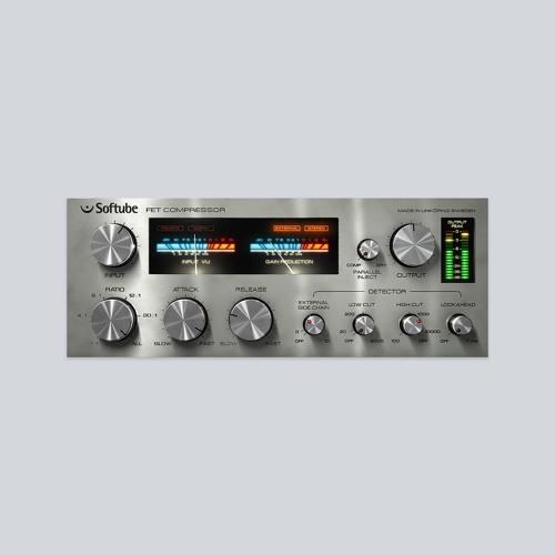 FET Compressor Drum Sound Examples