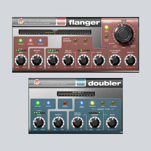 Fix Flanger example 2