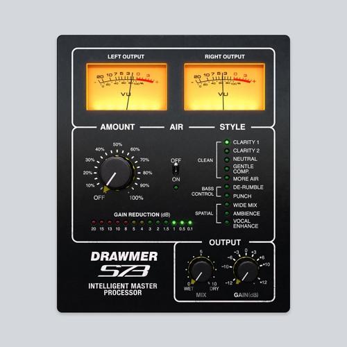 Drawmer S73 Intelligent Master Processor
