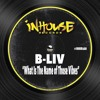 B-Liv - What Is The Name Of Those Vibes (AM Room Mix)