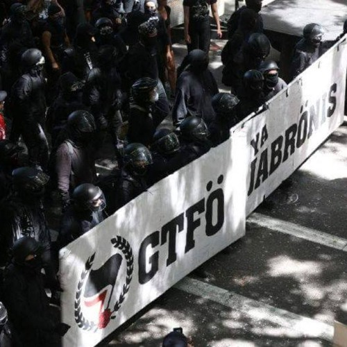 No Borders Media feature interview with members of Rose City Antifa (Portland, OR)