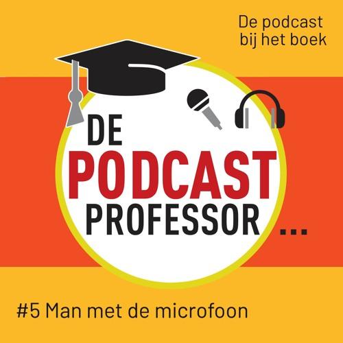 #5 Man met de microfoon