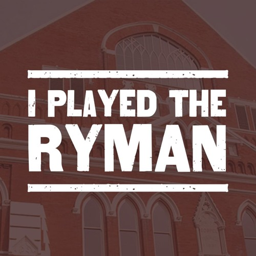 I Played the Ryman with Elizabeth Cook