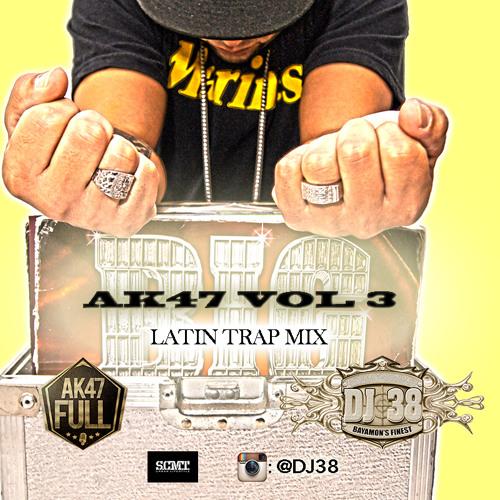 AK47FULL Vol 3 - Latin Trap Mix