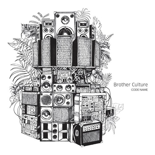 """""""Jah ina mi heart"""" Brother Culture available on his new album """"Code name"""""""