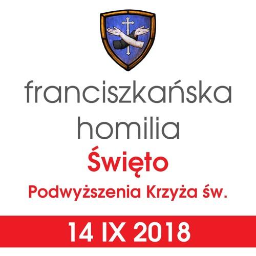 Homilia: święto podwyższenia Krzyża św. - 14 IX 2018