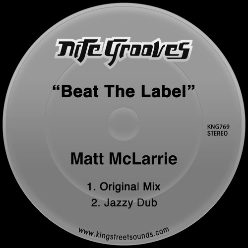 02. Beat The Label (Jazzier Dub)