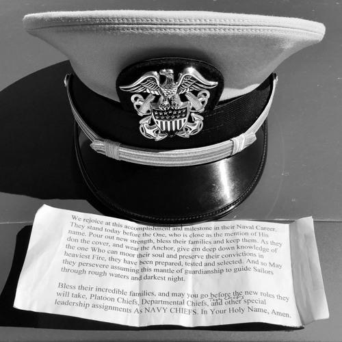 Prayer for Navy Chiefs