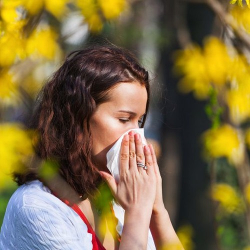 If you have Spring allergies you need to detox #023