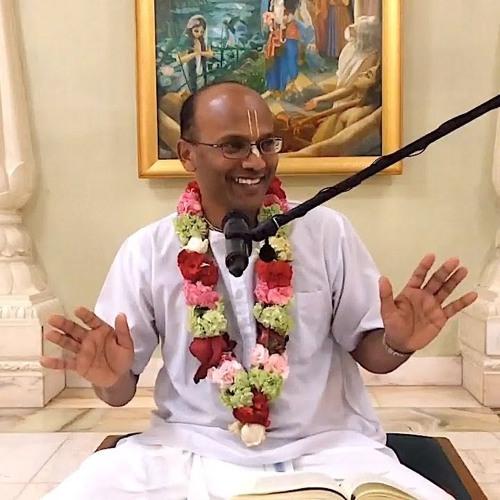 Śrīmad Bhāgavatam class on Fri 14th Sep 2018 by Madhavananda Dāsa 4.13.47