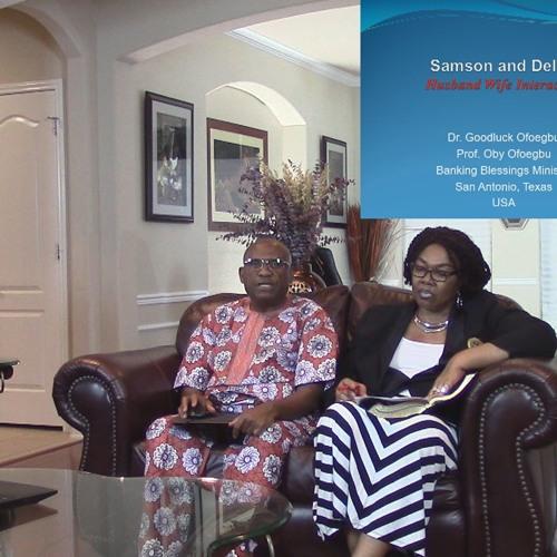 Samson Breaks Covenant with God - Seeking Delilah Love