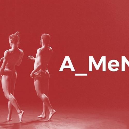'A-MeN' -  Composition for contemporary dance / Choreograph - Etay Axelrod