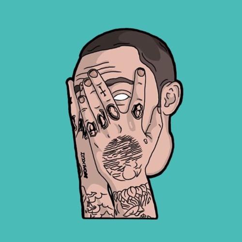 Mac Miller x Larry Fisherman Type Rap Beat