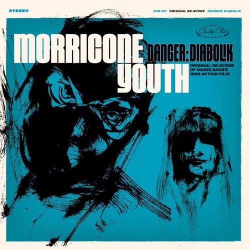 "MORRICONE YOUTH - ""Danger: Diabolik"" LP"