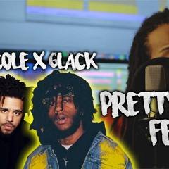 6LACK ~ Pretty Little Fears ft. J Cole (Kid Travis Cover ft. Just Shad)