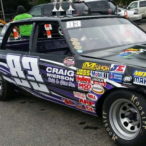 Julie 4th win Race Call