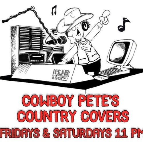 Cowboy Pete's Country Covers 9 - 14