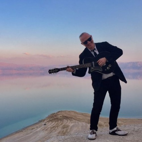 Der Unheilige im gelobten Land - Reverend Beat-Man in Israel