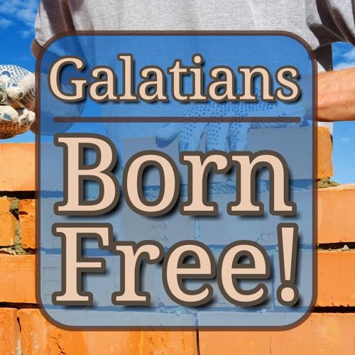 Born Free! (preacher: Keith Cooper)