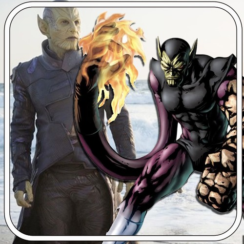 Ep 277 - Skrulls In This Bitch