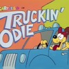 Garfield And Friends Song - Truckin Odie